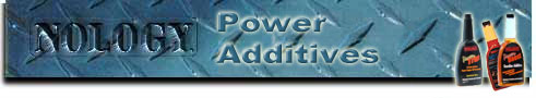 Nology Power Additives